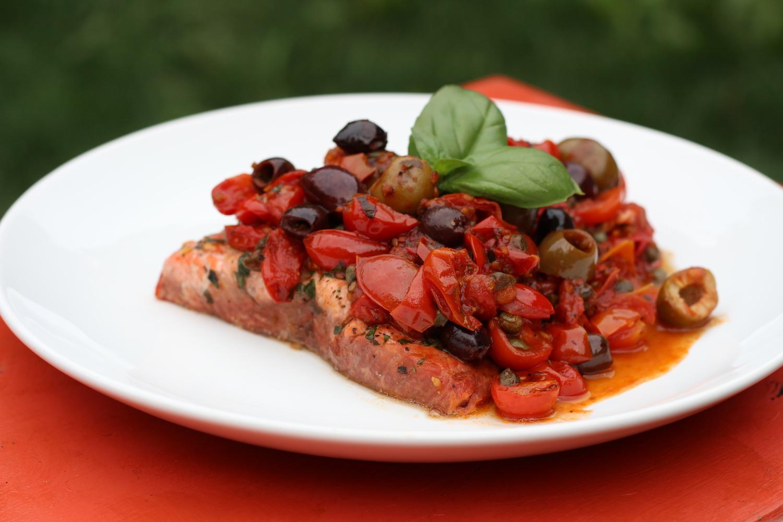 Italian Stallion Salmon