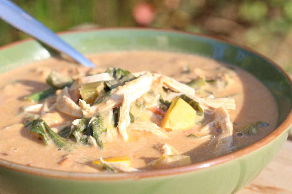 African Peanut Soup - SIBO Diet Recipes