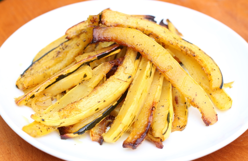 Delicata Fries