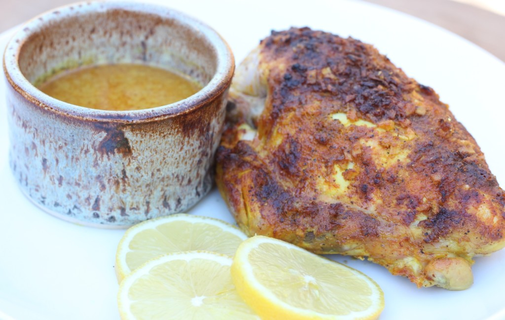 Moroccan Baked Chicken