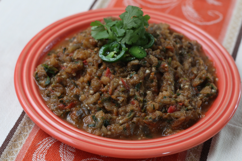Moroccan Eggplant