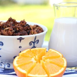 Mary Ellen's Grain-free Granola