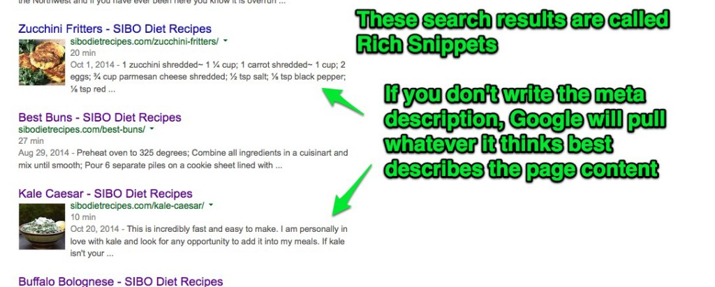 rich snippets 1